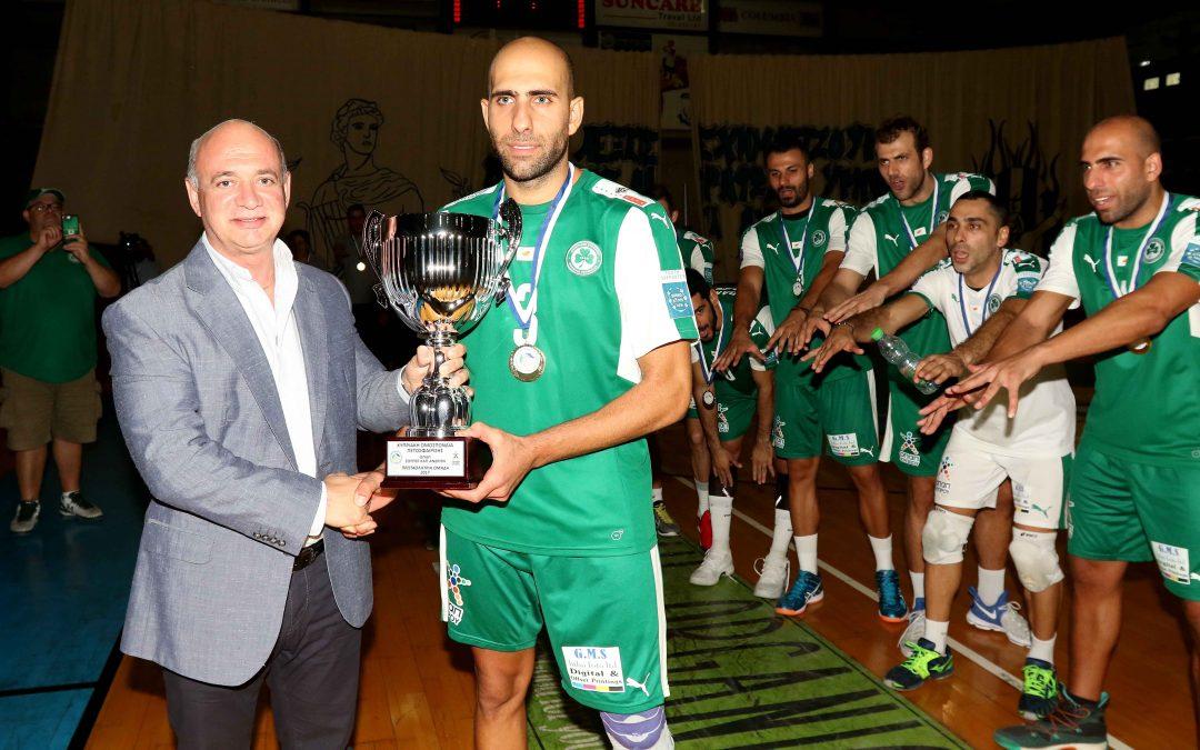 """Σωτήρης Πετρακίδης: """"Θέλουμε ο κόσμος να είναι ο 7ος μας παίκτης"""""""