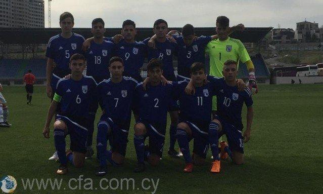 ΑΚΑΔΗΜΙΑ ΠΟΔΟΣΦΑΙΡΟΥ | Πέντε βασικοί ποδοσφαιριστές της ΟΜΟΝΟΙΑΣ στη νίκη της εθνικής U15