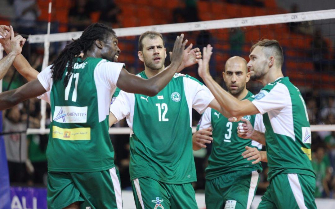 ΠΕΤΟΣΦΑΙΡΑ | Νίκη στο εξ αναβολής, 3-0 την ΑΕ Καραβά