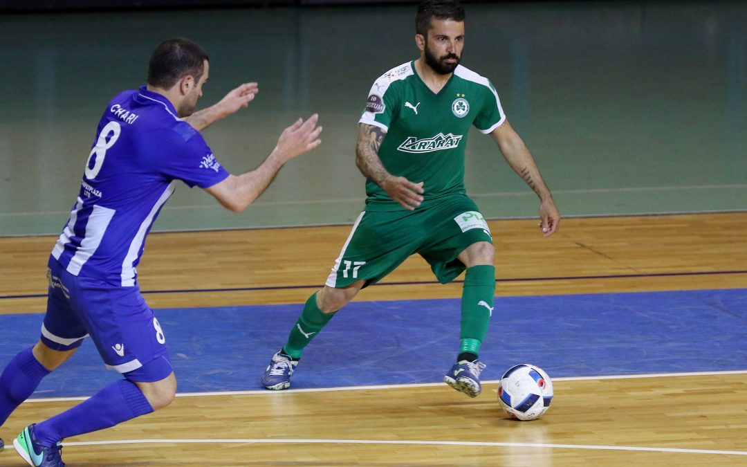 ΦΟΥΤΣΑΛ   Μανώλης Μανώλη: «Καινούργια ομάδα η ΑΕΚ, αναμένεται δύσκολος αγώνας»
