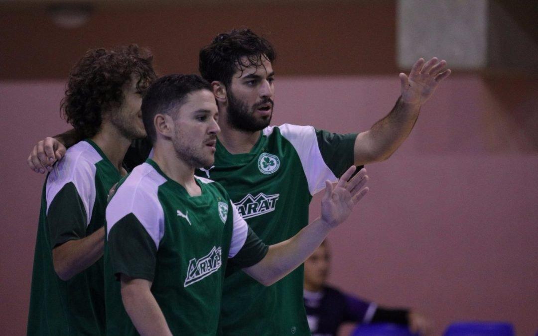 ΦΟΥΤΣΑΛ | Πρόκριση στους «4» με δεύτερη νίκη 4-5 επί του Εθνικό Λατσιών