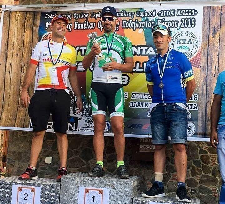 ΠΟΔΗΛΑΣΙΑ | Πολλές διακρίσεις στον 9ο αγώνα κυπέλλου ορεινής ποδηλασίας Λυθροδόντα