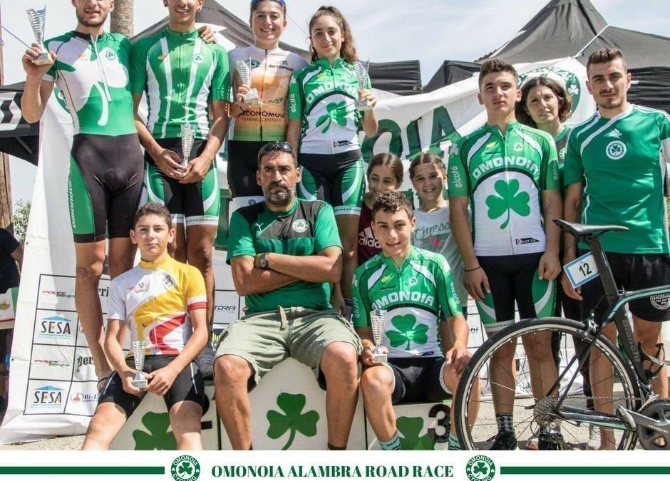 ΠΟΔΗΛΑΣΙΑ | Αγώνα αντοχής ποδηλασίας διοργάνωσε η ΟΜΟΝΟΙΑ