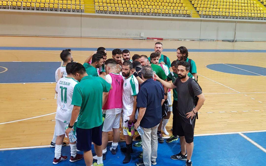 ΦΟΥΤΣΑΛ | Νίκη με 0-2 για την ΟΜΟΝΟΙΑ απέναντι στην ΑΜΕΚ
