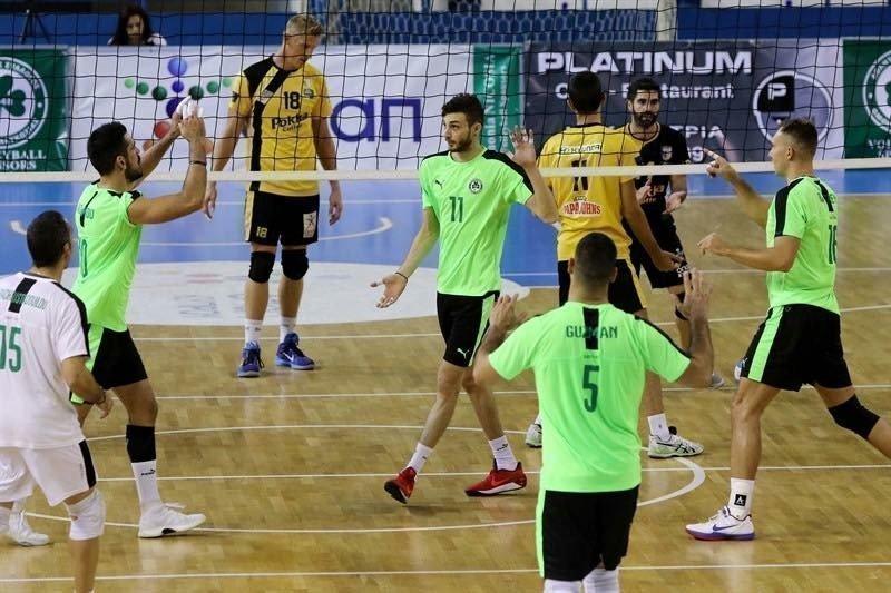 ΠΕΤΟΣΦΑΙΡΑ | Νίκη επί της ΑΕΚ Καραβά με 1-3