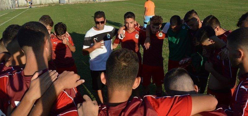ΑΚΑΔΗΜΙΑ ΠΟΔΟΣΦΑΙΡΟΥ   Έτοιμη η U19 για τον νοκ-άουτ ημιτελικό κυπέλλου κόντρα στον ΑΠΟΕΛ