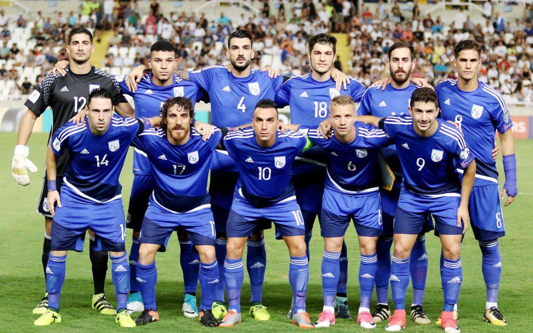 Η ΟΜΟΝΟΙΑ βραβεύεται για τη μεγαλύτερη συνεισφορά στην Εθνική Κύπρου τη σεζόν 2017-18