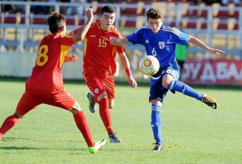 ΑΚΑΔΗΜΙΑ ΠΟΔΟΣΦΑΙΡΟΥ | Τρεις ποδοσφαιριστές της ΟΜΟΝΟΙΑΣ στη νίκη της εθνικής U17 σε βάρος των Σκοπίων