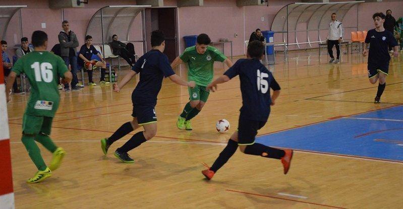 ΦΟΥΤΣΑΛ | Οδηγεί την κούρσα του πρωταθλήματος η ομάδα των U19