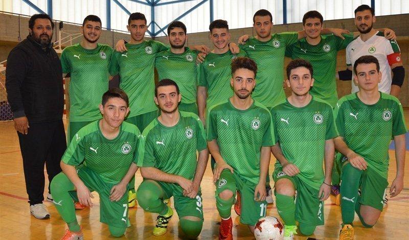 ΦΟΥΤΣΑΛ | Οι πρωταθλητές με την ομάδα των U19