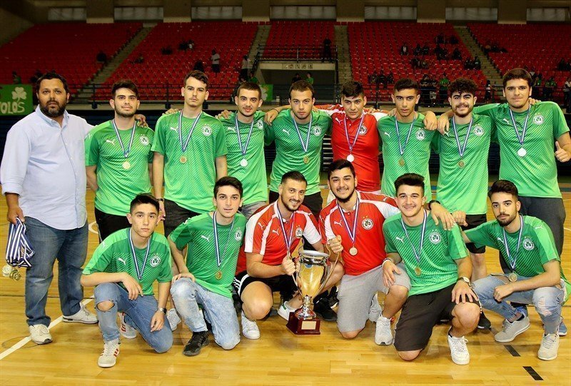 ΦΟΥΤΣΑΛ | Προκρίθηκε στον τελικό κυπέλλου η U19!