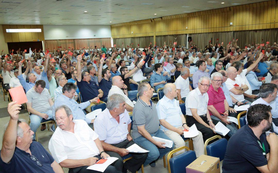 Υπερψηφίστηκε η πρόταση του κ. Σταύρου Παπασταύρου
