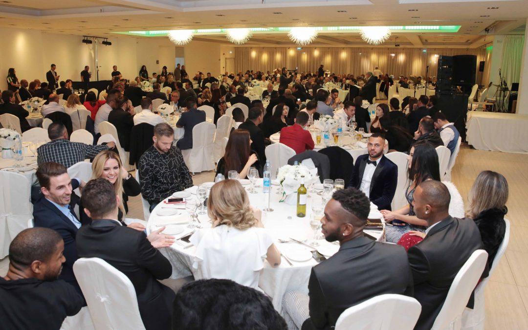 Οι τυχεροί του Gala Dinner