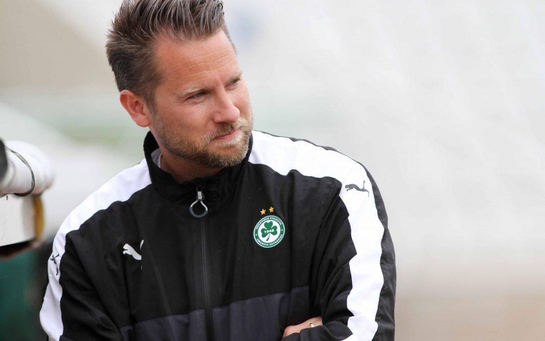 Το προπονητικό επιτελείο των ομάδων της Ακαδημίας Ποδοσφαίρου (δηλώσεις Γέσπερ Φρέντμπεργκ)