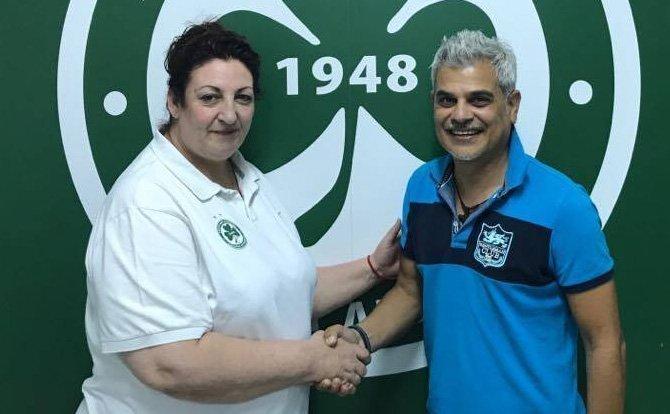Νέος προπονητής ο Μάριος Μαυραδά
