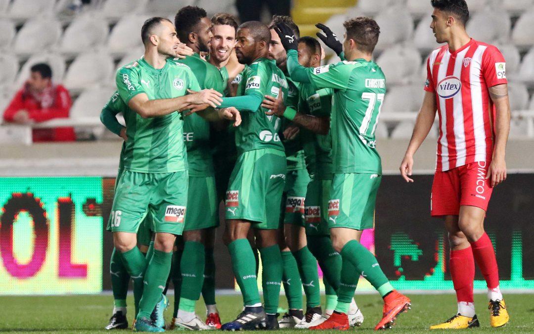 Match Report: Επικράτηση με 5-1 επί της Νέας Σαλαμίνας