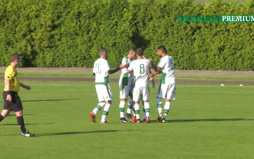 Στιγμιότυπα | ΟΜΟΝΟΙΑ – Wolfsburg U23 2-1