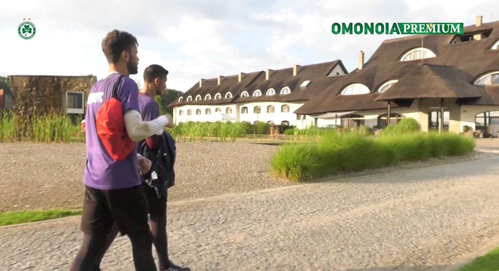 Η ομάδα τερματοφυλάκων στο ΟΜΟΝΟΙΑ Premium από την Οπαλένιτσα