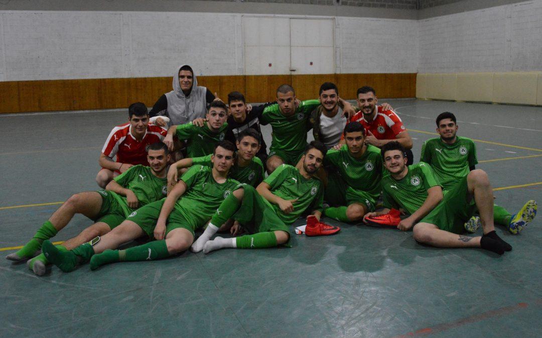 ΦΟΥΤΣΑΛ | Πρωταθλήτρια U19 η ομάδα μας!