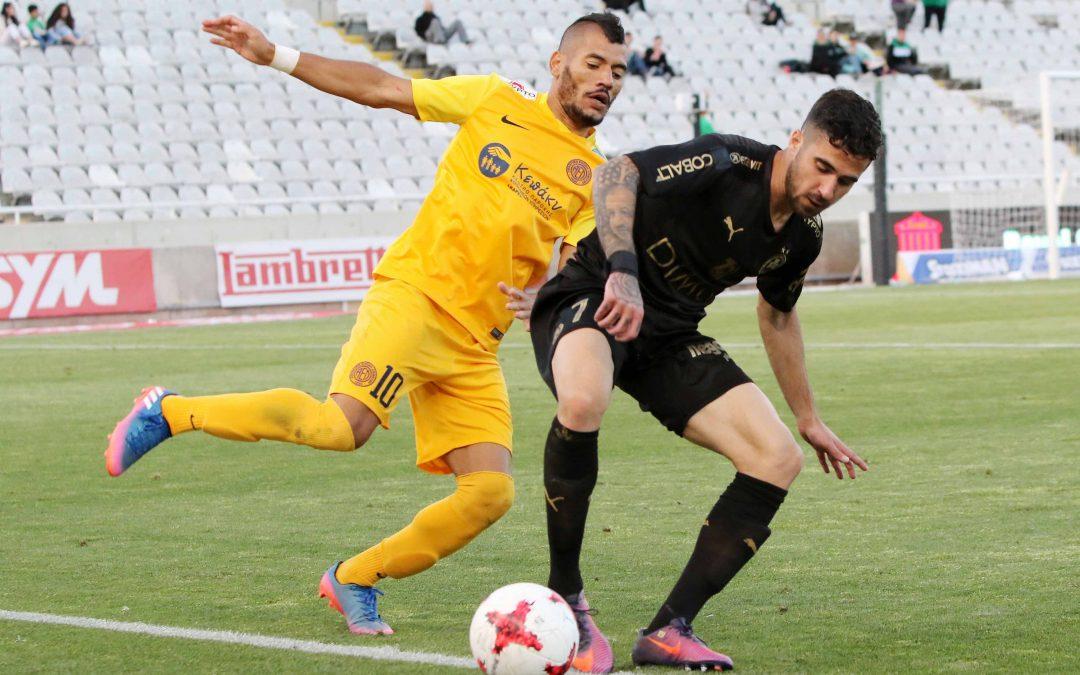 Match report: Ήττα από την ΑΕΛ στο ΓΣΠ