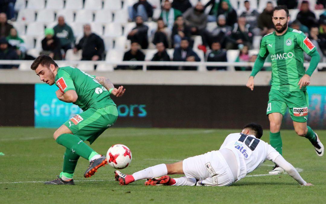 Match report: Ήττα στον πρώτο αγώνα κυπέλλου από τη Δόξα με 2-3