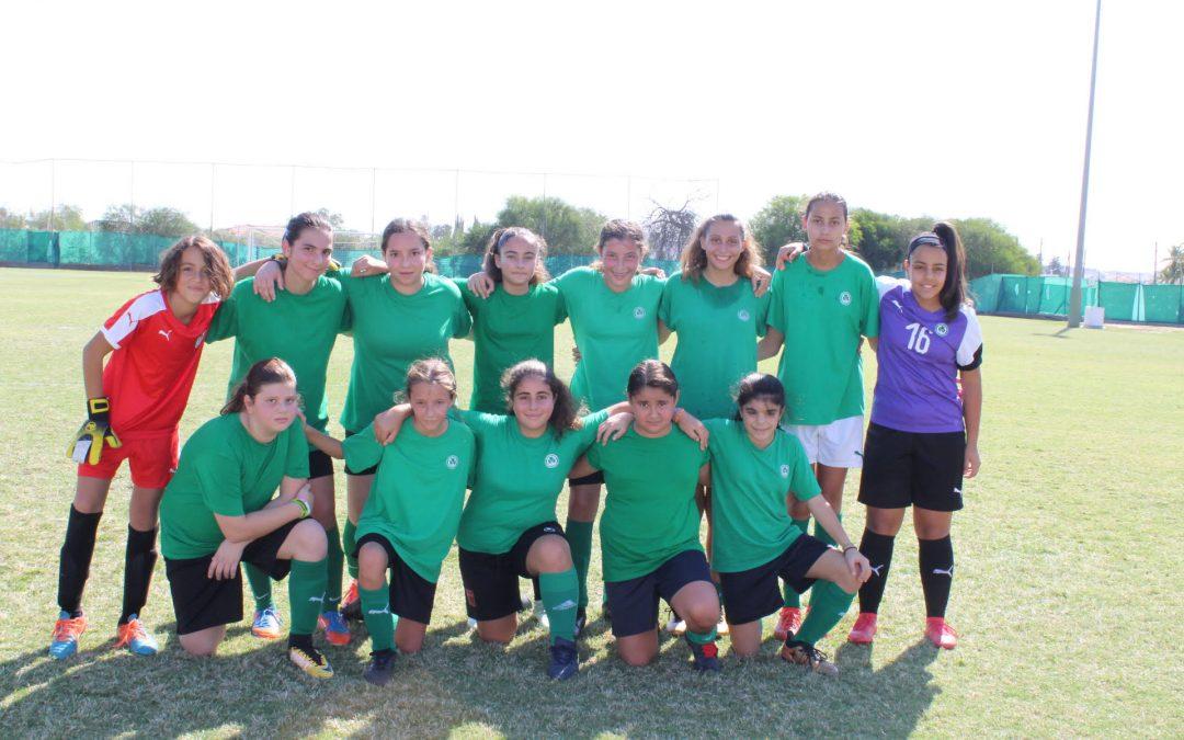 ΑΚΑΔΗΜΙΑ | Πρώτο φιλικός αγώνας για την Aκαδημία Κ15 κοριτσιών της ΟΜΟΝΟΙΑΣ
