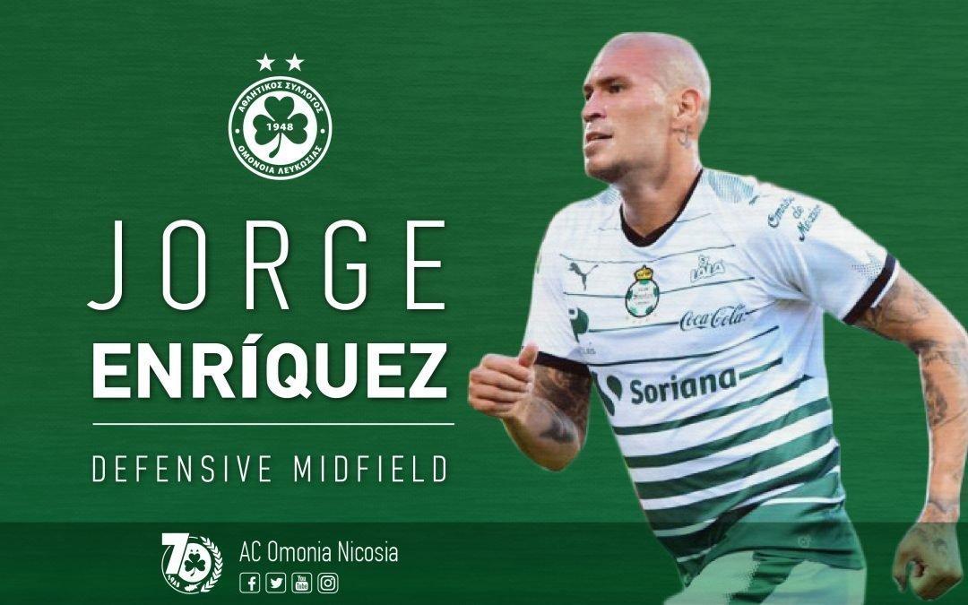 Καταρχήν συμφωνία με Jorge Enríquez