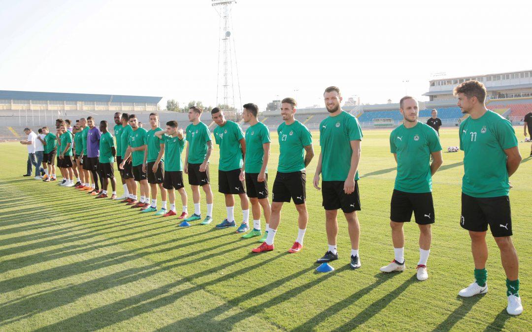 Ενημέρωση για την κατάσταση των ποδοσφαιριστών που δεν συμμετέχουν στο κανονικό πρόγραμμα