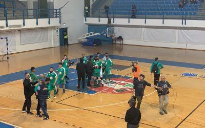 Κατάκτηση Κυπέλλου Futsal 2018-2019 (video)