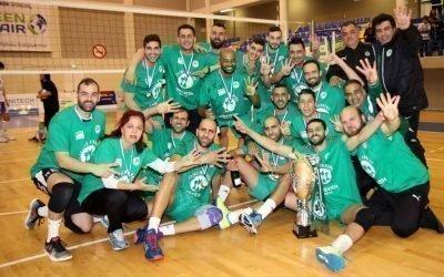 ΑΠΟΛΟΓΙΣΜΟΣ | Ξεχώρισε η κατάκτηση του 4ου πρωταθλήματος από την ομάδα πετόσφαιρας!