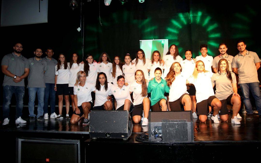 Γνωρίστε το Τεχνικό Επιτελείο της Γυναικείας Ποδοσφαιρικής μας Ομάδας!